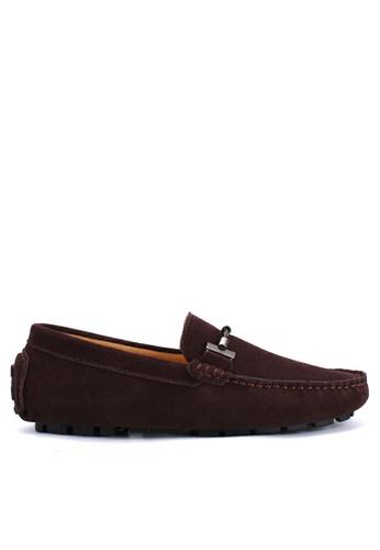 Twenty Eight Shoes Suede Loafers & Boat Shoes YY5088 EFC81SHBD37C92GS_1