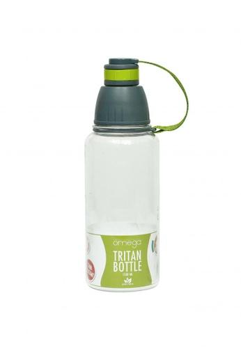 Omega Houseware green Solei 1500ml Green Tritan Sports Water Bottle C21F6AC4C14C90GS_1