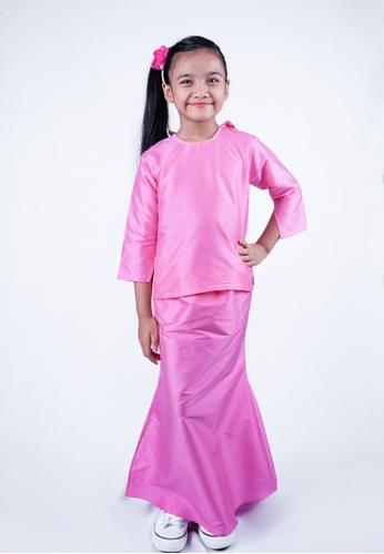 MyPrettyPlay pink MyPrettyPlay Melur Premium Pink 8DFF0KA8D665A1GS_1
