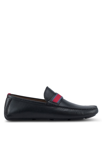 ALDO black Ocelawia Loafers, Moccasins & Boat Shoes BC732SHD97E9ABGS_1