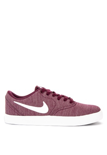 Nike red Women s Nike Sb Check Solarsoft Canvas Premium Skateboarding Shoes  F78C9SH0CA898AGS 1 099a33c5d5