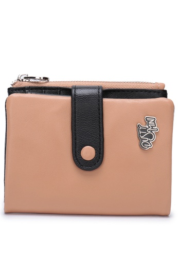 DUSTY beige JX11-Wallet(V) BC98AACBBC525EGS_1