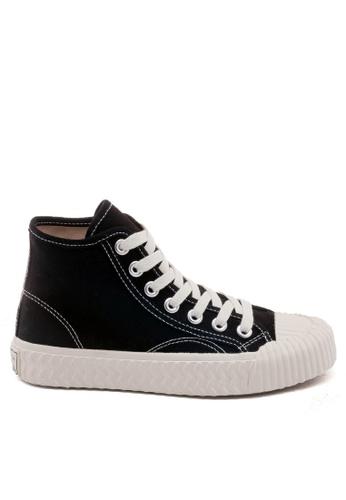 Twenty Eight Shoes High Top Canvas Platform Sneakers BE8290 D0478SH306DC13GS_1