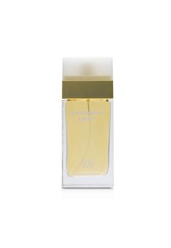 Dolce & Gabbana DOLCE & GABBANA - Light Blue Sun Eau De Toilette Spray 50ml/1.6oz D44F4BE046A2EFGS_1