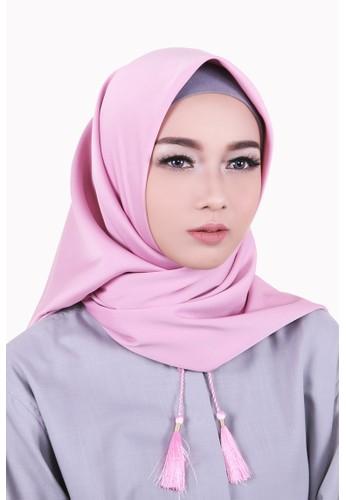 Zelena Aliza Hijab Square - Taro