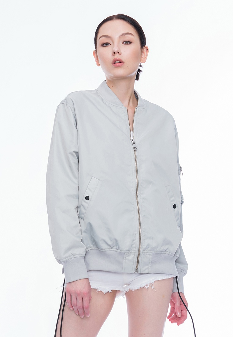 Alpha Grey Style Misty BF up Riley Lace Jacket OwORTzqr