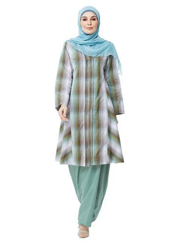 SITI KHADIJAH green Siti Khadijah Kak Lang Kebarung in Green 98E06AADE07488GS_1