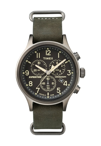 TIMEX green Timex Expedition® Scout - TW4B04100 TI205AC0RDJSMY_1