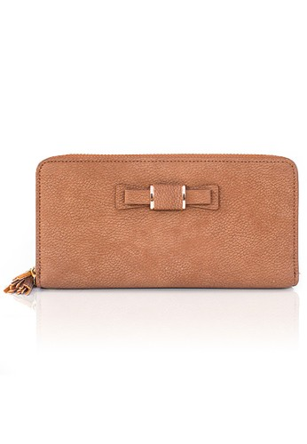 VERNYX - Woman's Cardella Wallet DO464 Brown - Dompet Wanita.