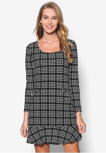 Tamesprit holdingsmy 長袖連身裙, 服飾, 短洋裝
