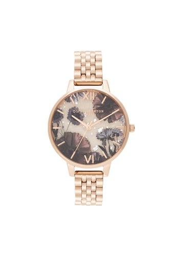 Olivia Burton gold Olivia Burton Celestial Rose Gold Women's  Watch (OB16EX130) 6665DAC19B9962GS_1