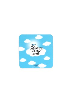 Heaven is my Home flat magnet (bundle of 3)