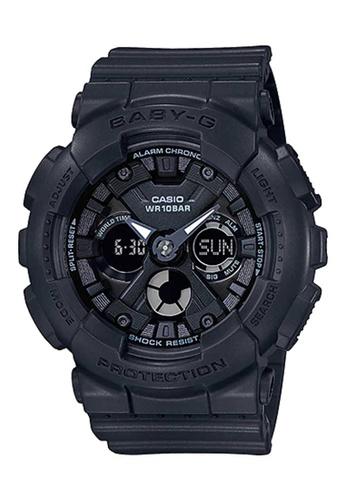 CASIO black Casio Baby-G Black Resin Watch D5C9CAC262E5B0GS_1