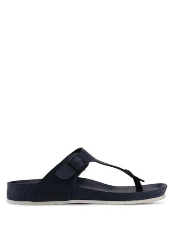 Bata blue Bata Casual Sandals 6B5FDSHB6EB6CBGS_1