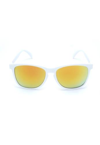 2i's to eyes white and orange 2i's Sunglasses - NitaO 2I983AC86OZHHK_1
