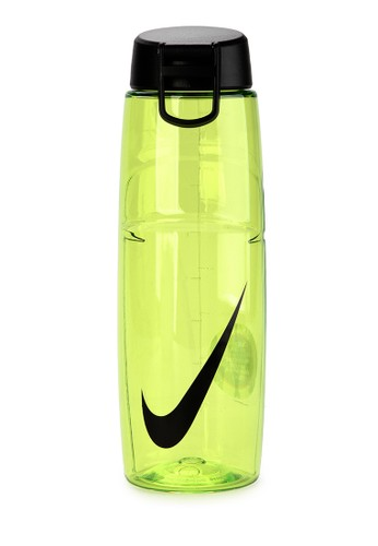 Nike yellow Nike T1 Training Swoosh Water Bottle 32oz NI126AC0WEC9ID_1