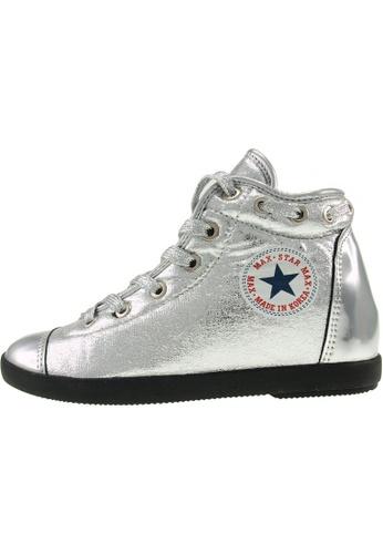 Maxstar Maxstar Women's 020 Hidden Heel PU High Top Casual Shoes US Women Size MA168SH30BXHHK_1