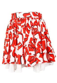 Moody Basic Mini Skirt