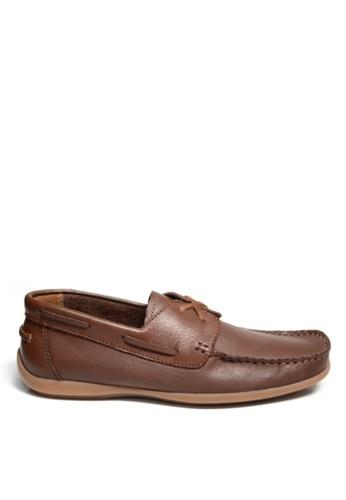 Cabaco brown Kunga Mocassin Brown CA078SH0UEVHID_1