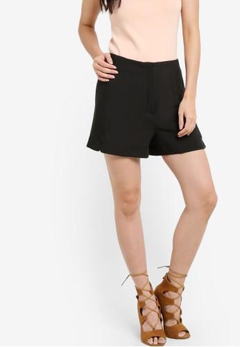 高腰側開衩短褲esprit 香港, 服飾, 短褲