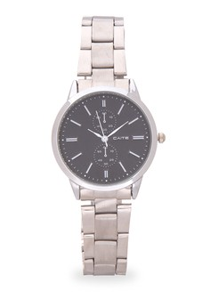 Stainless Analog Watch 1120L