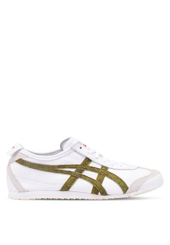 Onitsuka Tiger white Mexico 66 Shoes A2910SH06FB504GS_1