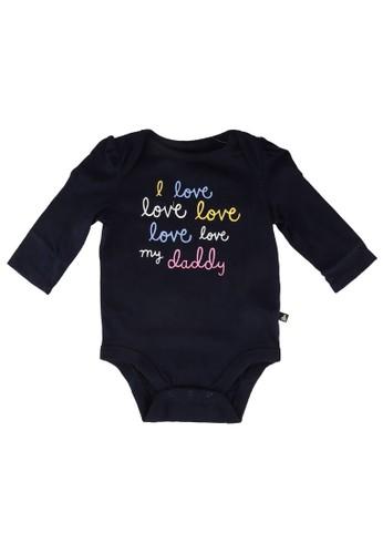 Gap multi Love My Daddy Bodysuit E0EC2KA69C324EGS_1