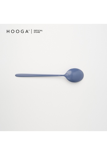 HOOGA blue Hooga Table Spoon Barton Moonlight Blue (Bundle of 6) 50231HLBDD1559GS_1