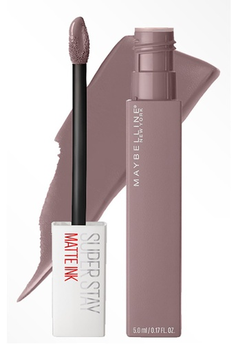 Maybelline purple Maybelline Superstay Matte Ink Un-Nudes Huntress 93AE4BE89C067EGS_1