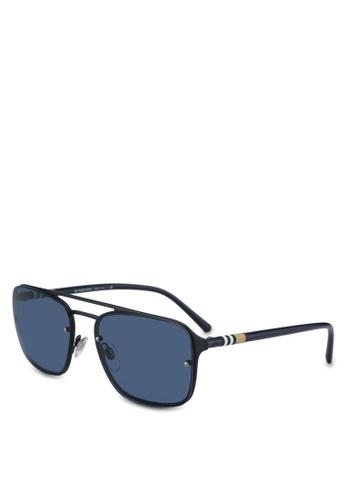Burberry black Burberry BE3095 Sunglasses ABC02GL5754911GS_1