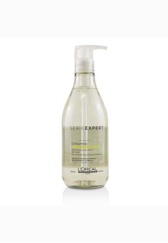 L'Oréal L'ORÉAL - 專業護髮專家 - 絲漾博控油洗髮精Professionnel Serie Expert - Pure Resource Citramine Oil Controlling Purifying Shampoo 500ml/16.9oz 350D0BEB397169GS_1