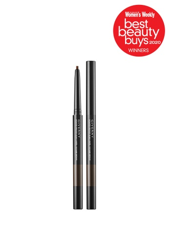 Giverny brown Power Proof Slim Liner - 02 Brown 8A59DBE954418BGS_1