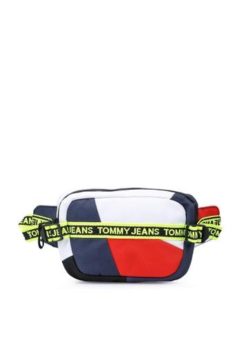 Tommy Hilfiger multi Logo Tape Bumbag CD7CEACA2E691BGS_1