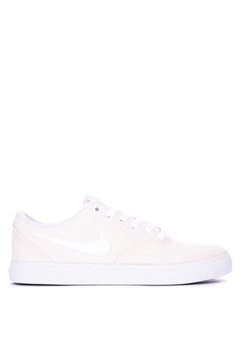 Nike Sb Check Solarsoft Canvas Women S Skate Shoe