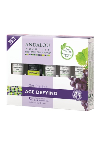 Andalou Naturals Get Started Age Defying Kit AN136BE98TABSG_1