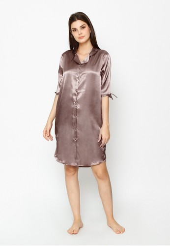 Possession brown Possession Nightdress Calista 9001K 0EE4EAAD389FC8GS_1