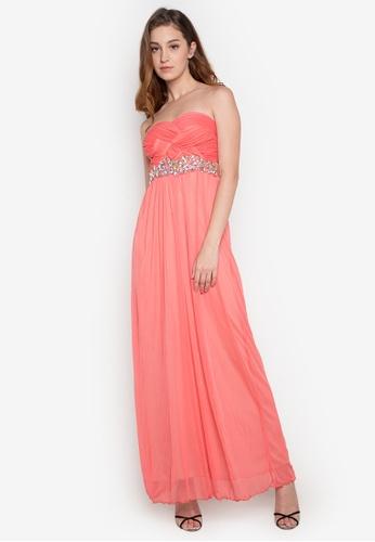 Rated E Fashion pink Loida Dress RA951AA0K338PH_1