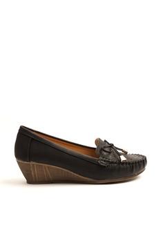17bebde603c Peter Keiza black Peter Keiza Ladies Shoes Rosalie Black 1DACASH053933AGS 1