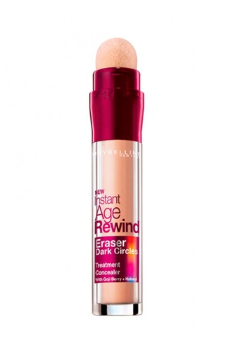 Maybelline Maybelline Instant Age Rewind Eraser Dark Circles Treatment Concealer - Fair A5E5ABE5A78A70GS_1