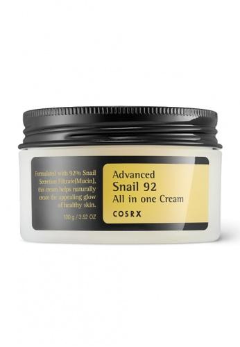 Cosrx Cosrx Advanced Snail 92 All In One Cream 100ml 70B39BEF38BA28GS_1