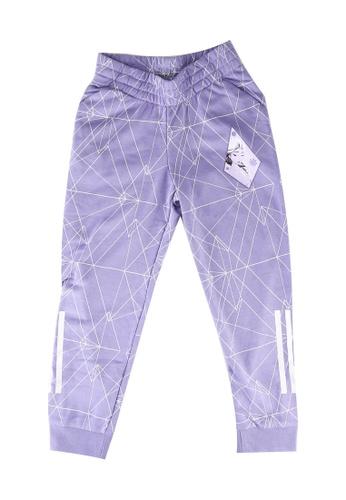 ADIDAS purple lg dy frozen 2 pants 28748KA32453EFGS_1