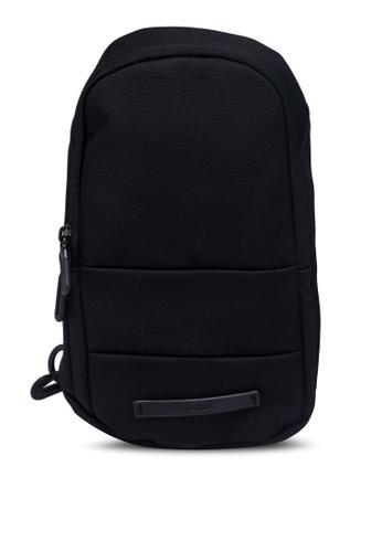 Anta black Urban Commuting Chest Bag 7DB72AC0B4B9DAGS_1