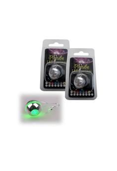 Platube LED Earrings - Green