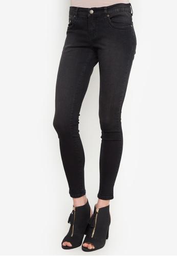 NEXT black Basic Skinny Jeans 7EBF5AACD6A285GS_1
