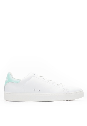 Life8 green Casual Sneaker In Contrast Color-Green-09813 65F43SH9BF3ABEGS_1