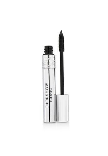 Christian Dior CHRISTIAN DIOR - DiorShow Iconic High Definition Lash Curler Mascara - #090 Black 10ml/0.33oz 6831CBEF13337BGS_1