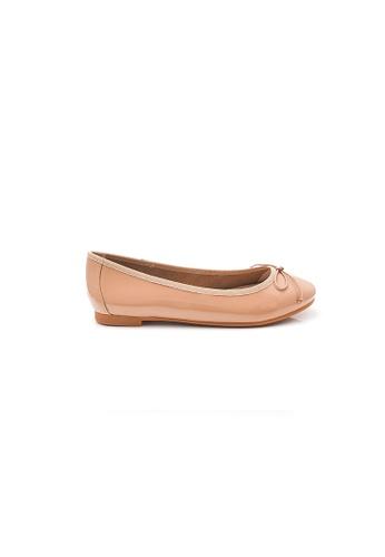 Elisa Litz brown Gwyneth Flats (Khaki) D9118SH38BD1E5GS_1