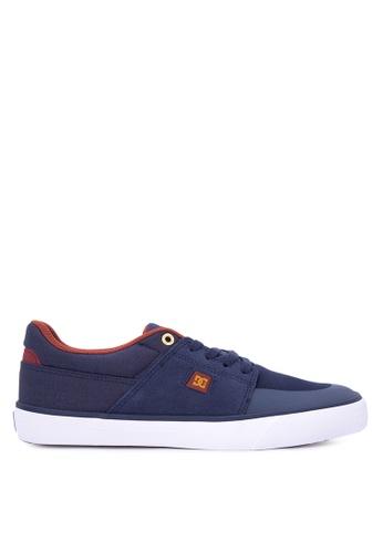 DC blue Wes Kremer Shoes DC647SH0JGJLPH_1