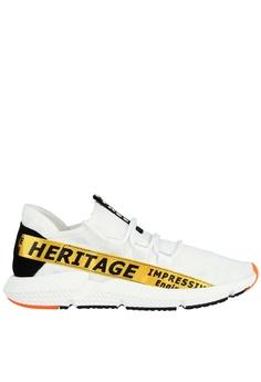 4ab7cd33fb0b Tomaz white and yellow Tomaz C385 Casual Sneakers (White Yellow)  B5651SHA4C7492GS 1