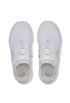 3f2022563d61 FitFlop FitFlop Airmesh Lace Up Sneaker (Urban White) RM 439.00. Available  in several sizes